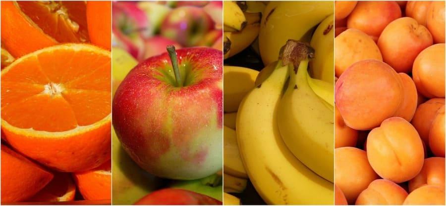 фрукты на английском языке с переводом
