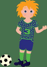 english exercise - football