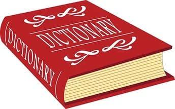 словарь английского языка