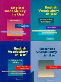 English Vocabulary in Use Elementary