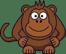 monkey/обезьяна