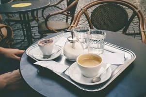 русско-английский разговорник кафе и ресторан