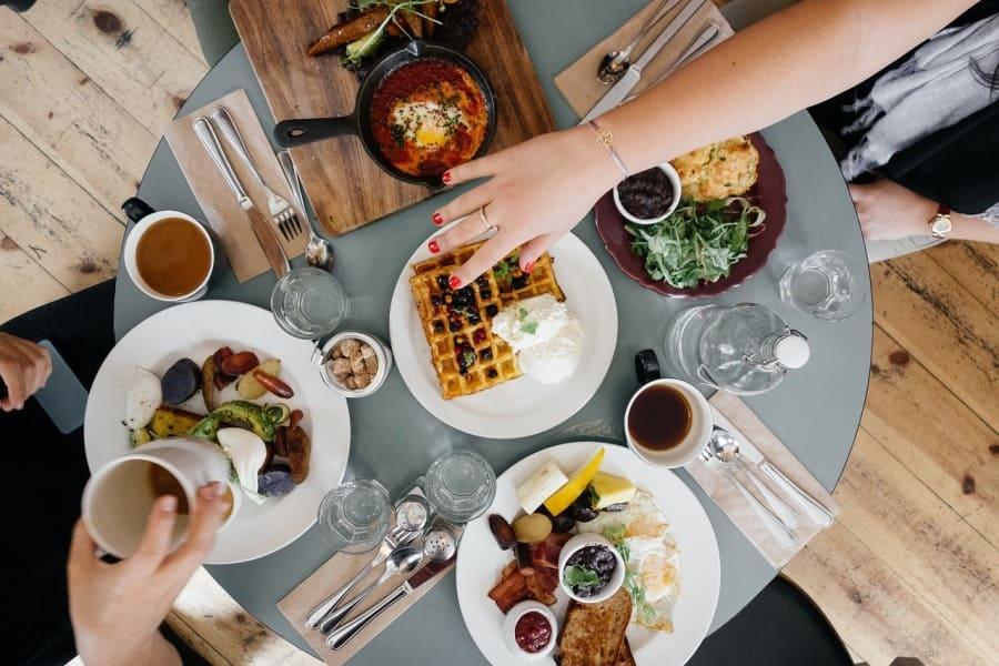 еда на английском языке с переводом