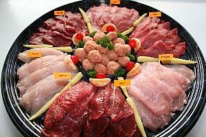 еда по английски - мясо/meat