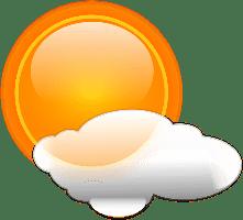 диалог о погоде