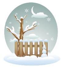 погода по английски - зима/winter