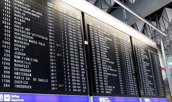английский в аэропорту