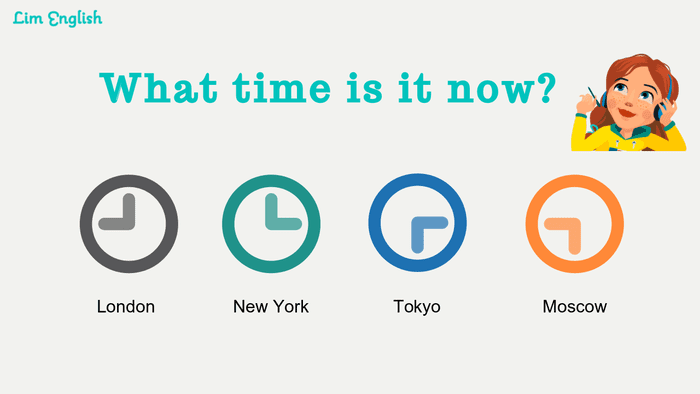 как сказать сколько времени на английском