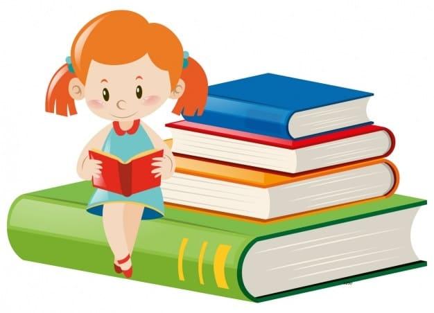 топик по английскому языку на тему книги