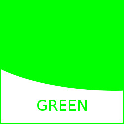 color green