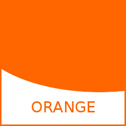 color orange