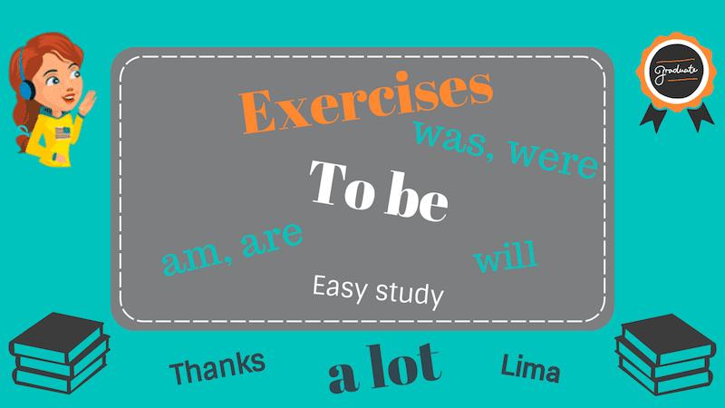 глагол to be в английском языке упражнения