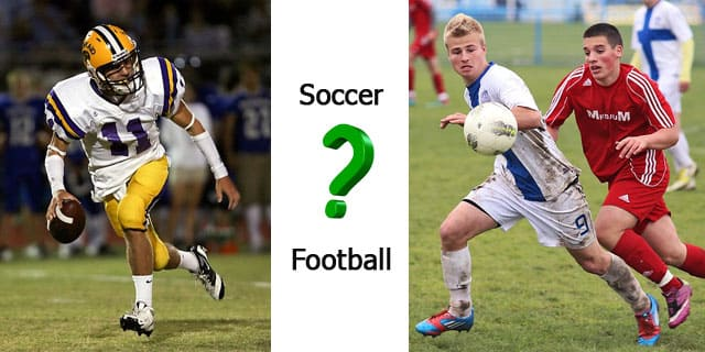 футбол на английском