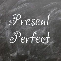 Present perfect правила и примеры