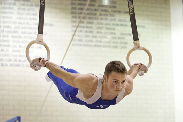 гимнастика на английском