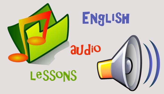 аудио уроки английского языка