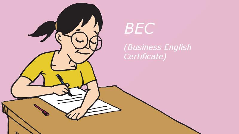 экзамен BEC