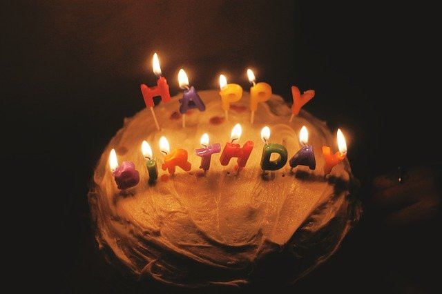 топик birthday