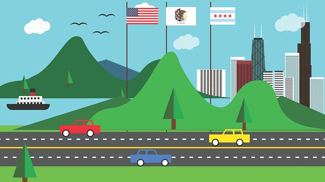 Описание города на английском - картинка к статье