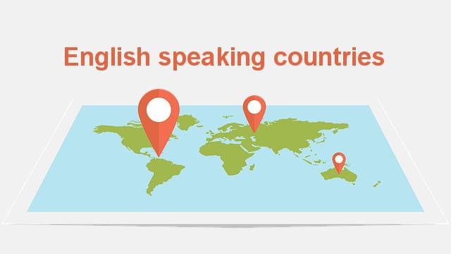англоговорящие страны - изображение для статьи