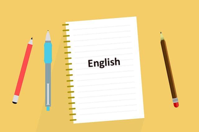 как подписать тетрадь по английскому