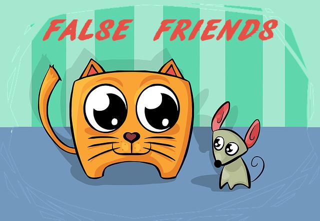 ложные друзья переводчика в английском языке