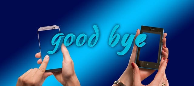 прощание на английском языке - изображение для статьи