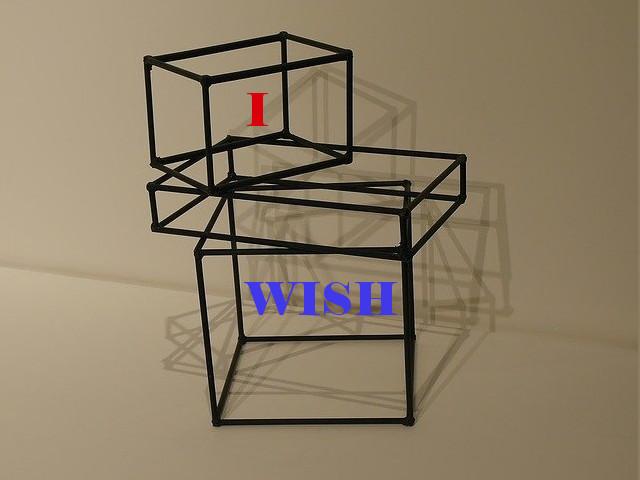 i wish в английском - иллюстрация