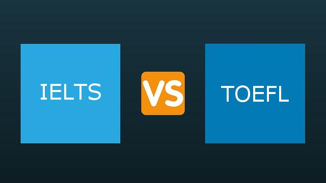 экзамены ielts и toefl - сравнение