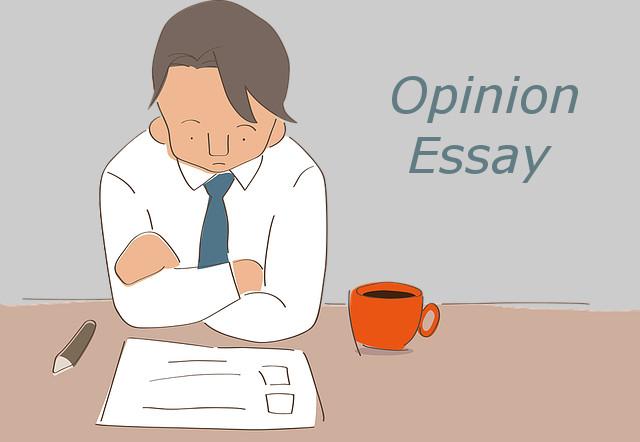 opinion essay (эссе-рассуждение)