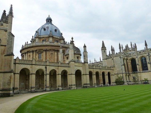 топик Oxford