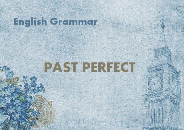 Past Perfect - иллюстрация к статье