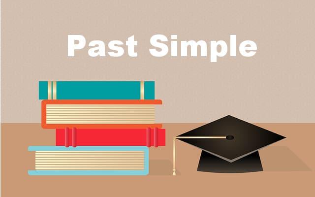 past simple - иллюстрация к статье