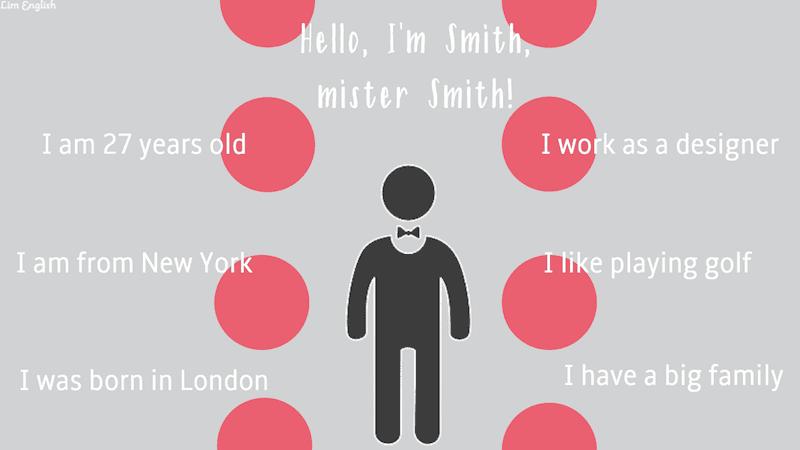 рассказ о себе на английском языке