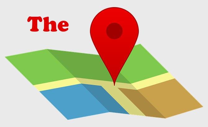 Артикль the с географическими названиями - иллюстрация к статье