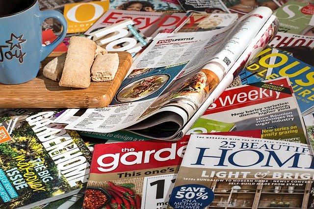 журналы на английском
