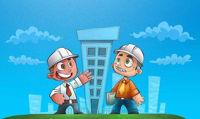английский язык в строительстве