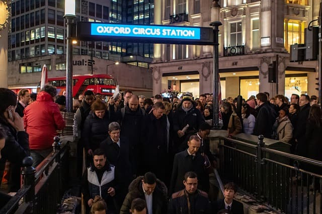 london undergroung