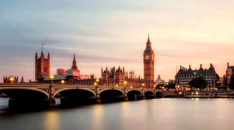 топик по английскому языку на тему Лондон