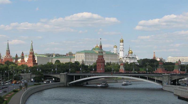 топик по английскому языку на тему Москва