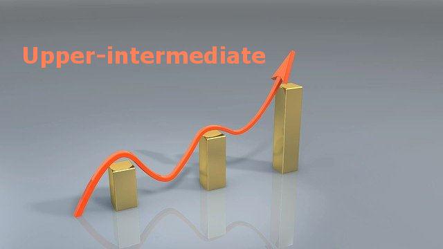уровень Upper-Intermediate
